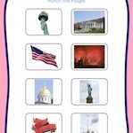 4th July Worksheets