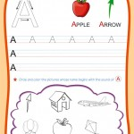 Alphabets Uppercase Worksheets