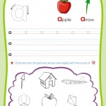 Alphabets Lowercase Worksheets
