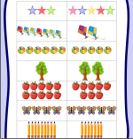 Counting and Cardinality Worksheets
